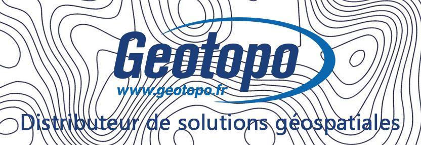 Geotopo distributeur de solutions géospatiales